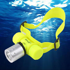 Underwater 50M 5000LM CREE XML T6 LED Waterproof Diving Flashlight Torch 18650 X