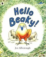 Hello Beaky! by Alborough, Jez Paperback Book The Fast Free Shipping