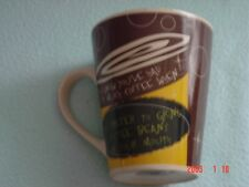 Too Much Coffee When You Grind Beans w Your Teeth Cup Mug Tea Cocoa C7