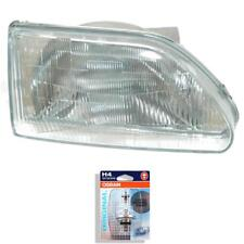 Halogen Headlight Right for Toyota Starlet EP80 03/90 -> 03/96 H4 without Engine
