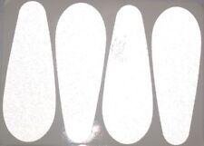 LS2 Autocollant de réflexion pour casques sécurité réflecteurs étiquette