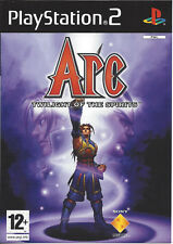 ARC TWILIGHT OF THE SPIRITS for Playstation 2 PS2 - PAL