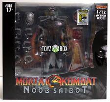 "In STOCK Storm Collectibles Mortal Kombat ""Noob Saibot"" SDCC 2017 Action Figure"