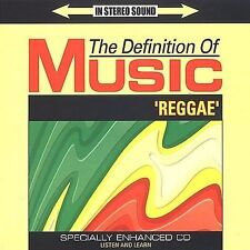 Definition of Music: Reggae by Rude Boy Reggae Band (CD, Feb-2003, NEW