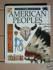 AMERICAN PEOPLES, EYEWITNESS ANTHOLOGIES, D. MURDOCH