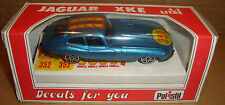 POLISTIL DECALS FOR YOU E2001 JAGUAR XKE 4.2 LITRE