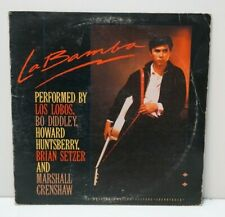 La Bamba - Movie Motion Picture Soundtrack - Record Album
