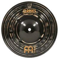 "Meinl CC10DAS Classics Custom Dark Splash Cymbal, Dark Finish - 10"""