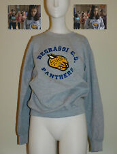 DEGRASSI screen worn prop PANTHERS sweatshirt NO TAG is medium or large NOT XL