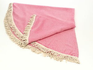 DIAMOND ROUND Turkish Towel Peshtemal Bath SPA Beach Hammam 100% cotton 6 colors
