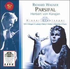 Wagner: Parsifal / Karajan, Waechter, Hotter, Franc, et al, New Music