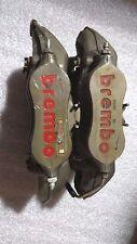 Porsche 997 Brembo GT3 Gold Rolex Spec rear 4 piston Brake calipers