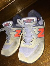 New Balance 574 ENCAP Womens Athletic Shoes Size 8.5 Us