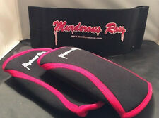 MURDEROUS ROW Bench Press Sling Shot (XL) + 7mm X-Heat Knee Sleeves