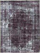 Fin Vintage Look Antique Jean Laver Persan Tapis D'Orient 3,02 X 2,35