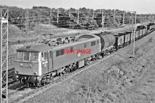 PHOTO  CLASS 86 ELECTRIC LOCO NO 86008 NEAR STAFFORD 1984