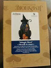 More details for 6006697 jim shore halloween black cat rare retired