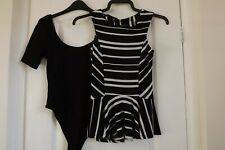 2 LADIES TOPS SIZE 10