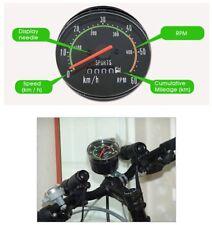 SPEEDOMETER FOR 26 OR 27 INCH TIRE COOL RETRO BIKE 80CC MOTORIZED BIKE