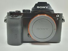 Sony Alpha A7 ILCE-7K FULL FRAME Mirrorless Digital Camera - (Body Only) BOXED
