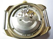 Uhrwerk watch movements Automatic Slava 2427, 13''' ca. 1990, verbaut