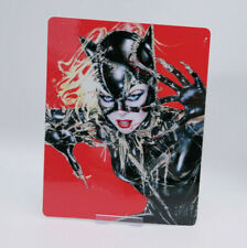 CATWOMAN batman returns  - Glossy Steelbook Magnet Cover (NOT LENTICULAR)