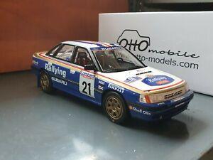 1:18 Subaru Legacy Rally RAC Lombard 1992 C. Mcray Rothmans By Ottomobile OT341