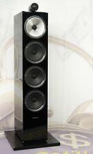 Bowers & Wilkins 702 S2 3-Way Speaker Tweeter Midrange Bass (1) Gloss Black