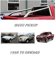Isuzu Redeo D Max 1999 18 Stainless Steel Sports accessories Roll Bar Bl M250