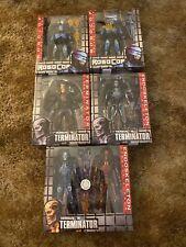 NecaRoboCop Versus The Terminator Figure Set New TRU Toys R Us Exclusive Vs.
