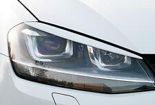 Scheinwerferblenden Scheinwerferblendensatz ABS für VW Golf 7 Typ AU