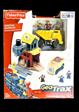 Fisher Price Geotrax Construction Site Special Edition Toys R Us exclusive NEW
