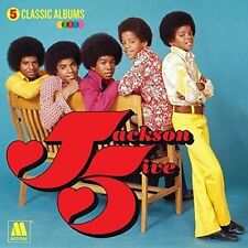 Jackson 5 - 5 Classic Albums [CD]