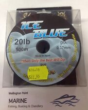 Shogun Ice Blue 20lb 500m