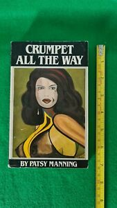 Crumpet All The Way Birmingham Gangster Kray Patsy Manning 1985 1st Edition Book
