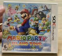 *NEW* - Mario Party: Island Tour - Nintendo 3DS Game *Brand New* Factory Sealed