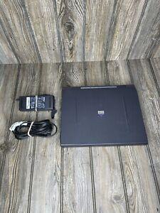 VINTAGE DELL LATITUDE CPi LAPTOP 64MB RAM WINDOWS 98 See Pics Read Description