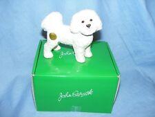 John Beswick Dog Bichon Frise JBD85 Boxed Figurine Present Gift NEW