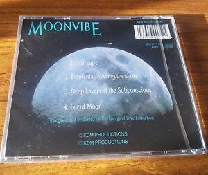 Energy of Love - Moonvibe Rare classic  ambient album new age moon CD