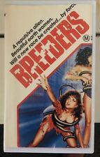 Breeders VHS Rare Roadshow Horror Cult