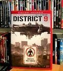 DISTRICT 9 (2009) Neill Blomkamp Sharlto Copley DVD OTTIME CONDIZIONI
