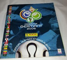 Vintage Panini : Germany 2006 World Cup Sticker Album : 100% Complete..