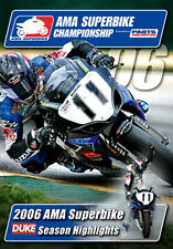 AMA SUPERBIKE CHAMPIONSHIP 2006 - DVD - REGION 2 UK