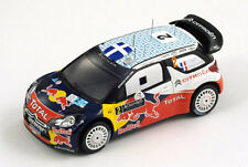 SPARK Citroen DS3 WRC #2 Winner Rally Acropolis 2011 Ogier  Ingrassia S3310 1/43