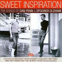 NEW Sweet Inspiration - The Songs of Dan Penn & Spooner Oldham (Audio CD)