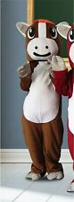 Horse Mascot Costume Cosplay Party Dress Outfits Advertising Halloween Adults #A