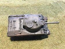 1/100th (15mm) WWII US Painted M4A3 Welded-Hull 75mm-Gunned Tank Model
