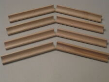 Lot of 8 SCRABBLE Wooden Tile Racks for Games - replacements - Free Shipping
