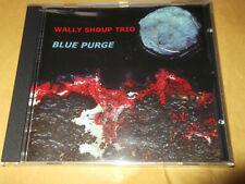 Wally Shoup Trio 'Blue Purge' CD Free jazz Leo records New & sealed!