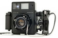 【EXC+++++】 Mamiya Press Super 23 Sekor 100mm f/3.5 Lens 6x9 Film Back From JAPAN